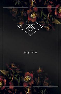 logo & menu design (IN PROGRESS) on Behance Food Menu Design, Pub Design, Food Poster Design, Graph Design, Chart Design, Restaurant Logo Design, Menu Restaurant, Website Layout, Cocktail Bar Design