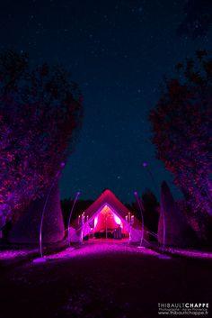 Installez un Wedding Camping pour héberger vos invités sur le lieu de réception de votre mariage, c'est possible, plus d'informations sur http://www.monweddingcamping.fr