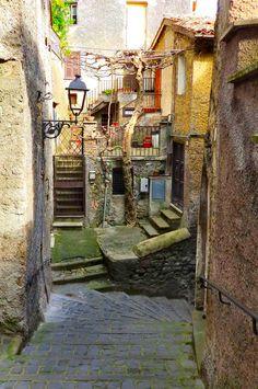 fotoitalien:  San Vito Romano - Lazio - Italia