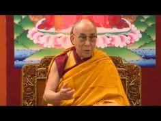 """Day 1 - The Path to Enlightenment The first day of His Holiness the Dalai Lama's three day teaching covering Atisha's """"Lamp for the Path to Enlightenment"""" an. Thich Nhat Hanh, Gives Me Hope, Tibetan Buddhism, Inner Peace, Integrity, Philosophy, Chill, Meditation, Religion"""