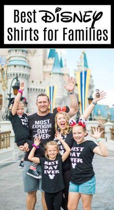 DIY Disney Shirt for Families with Cut File #DisneyShirts #disneystyle #Disney #silhouette