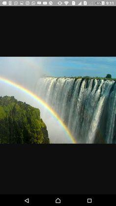 Main Falls Victoria Falls Zimbabwe