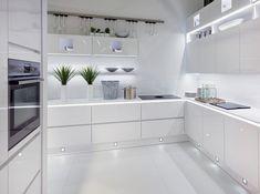2018 Beyaz mutfak tasarımları
