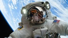 NASA Space Selfie Is Out of This World