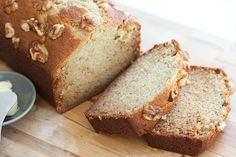 Banana Bread (Banana Cake)
