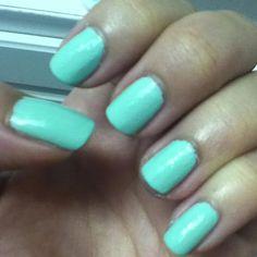 mint green!(: