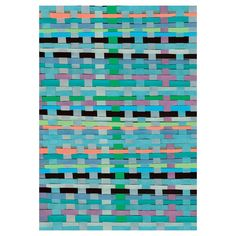 Wave Jumper Mat 3'10x5'6 by Domestic Construction