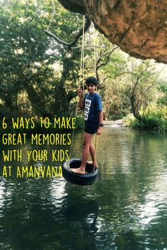 #amanvanaspa #coorgresort #greatmemories #withkids Take your bonding with your kids to another level, at Amanvana Coorg Resort, with our nature walk, the picnic on the islands, and lots of other fascinating activities! http://amanvanaspa.com/coorg-resorts/6-ways-to-make-beautiful-memories-with-your-children-at-amanvana/