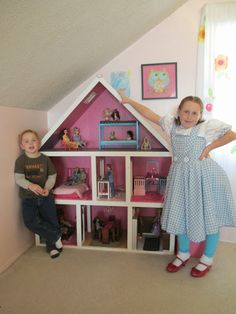 KRUSE'S WORKSHOP: Building for Barbie on a Budget