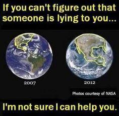 The Atlantean Conspiracy: Is the Earth Actually Flat?