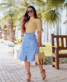 26f9d0a3e7 Livia Fashion Store. CONJUNTO CREPE ALFAIATARIA SAIA ...