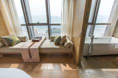Westin Chongqing Mock-up Room Home Decor Bedroom, Bedroom Interior, Bedroom Design, Classy Living Room, Interior Design, Home Decor, House Interior, Hotel Interiors, Home Deco