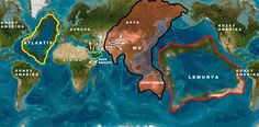 Lost Pacific Continent Of Mu Or Lemuria: What Is The Evidence? - MessageToEagle.com