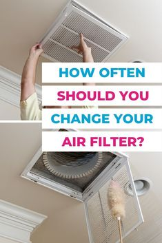 If your allergies are still a nuisance despite getting an air purifier, you may need to figure out how often to change air filters. Each home and filter has different requirements. Find out more here. #cleanair #freshair #airplants #airfreshner #indoorairquality #airquality #homeairquality  #air