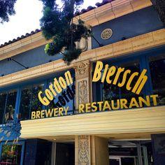 Oldest and best brewpub in Palo Alto; big American food and beer. #beer #oldschool