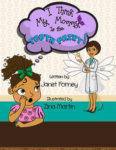 I Think My Mommy is The Tooth Fairy by ReadersTheaterLoft on Etsy