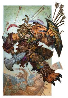 D&D dragonkin