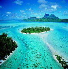Bora Bora - want to go there!