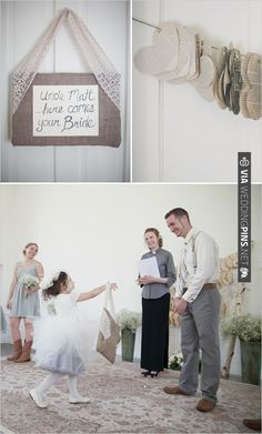 bride sign | VIA #WEDDINGPINS.NET
