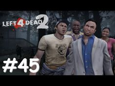 LEFT FOR DEAD 2 - Aeromorto - The Terminal - #45