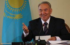Portal de Notícias Proclamai o Evangelho Brasil: Presidente cazaque de 74 anos é reeleito pela quin...