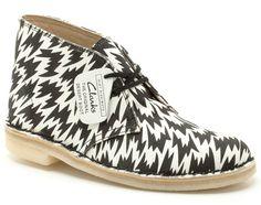 Eley Kishimoto x Clarks Originals Desert Boots - Spring/Summer 2013   FreshnessMag.com