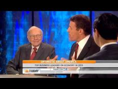 """""""The circumstances of pain made me look for answers,"""" Tony shares in a round table with Warren Buffett, San Antonio Mayor Julián Castro and Spanx founder Sara Blakely for the Today Show. Watch as each shares how they became self-made successes!"""