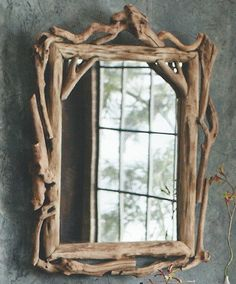 Roost Grove Collection Wall Mirror