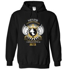 You can order this Akita t-shirt on several different sizes, colors, and styles of shirts including short sleeve shirts, hoodies, and tank tops.Each shirt is digitally printed when ordered, and shipped from Northern California