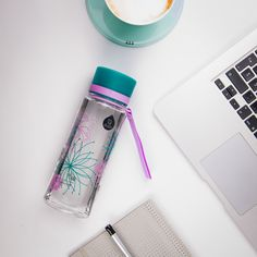 EQUA BPA Free Flower bottle was inspired by love for flowers, which began when our designer was still a young girl spending time in her Grandfather's garden. Flowers play a major part in creating the right atmosphere. Take your Flower EQUA bottle with you where ever you go and carry a piece of the lovely atmosphere with you at all times. #waterbottle #design #equa#bpafree #flowers