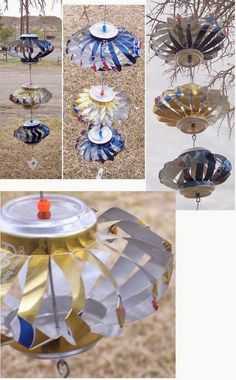 Give new life to your waste soda can and create your own homemade Christmas ornaments. Handmade ornaments also make great gifts. Creating ...