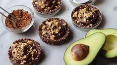 Chocolate Peanut Butter Tart | Vegan & Gluten-Free