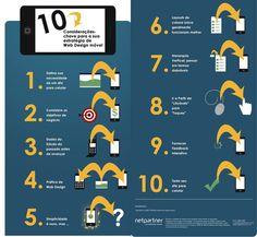 Já parou para pensar quantas horas por dia acedes à Internet via smartphone ou tablet? Bastante tempo, não?! Estamos na era da mobilidade! Porque há um crescente número de acesso móvel à web torna-se cada vez mais necessário que os sites e aplicações web estejam preparados para serem visualizados nos variados dispositivos móveis.