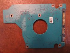 Toshiba MK5059GSXPW (HDD2J53 W RL01 T) 010 A0/GT001A 500gb Sata PCB - Effective Electronics #data recovery #hard drive repair #computer repair #hard drives #hard drive parts #toshiba