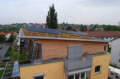 Solar Green Roof Project Duitsland