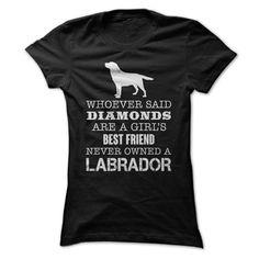 Labrador is my best friend