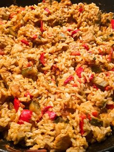 Neith  konyhája : Csirkés, zöldséges rizs