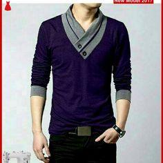 Model Seri 082 Fashion Tshirt Viole http://www.bajumurahgrosiran.com/2017/04/msf0082-baju-tshirt-violet-murah-navy.html