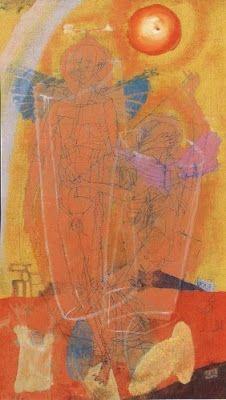 Nakonxipan: Béla Kondor (Hungarian, Febr, 17, 1931 - Dec. 12, 1972) Dec 12, Oil On Canvas, Candy, Painting, Art, Belle, Kunst, Art Background, Painting Art