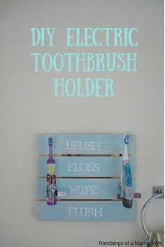 DIY Electric Toothbr
