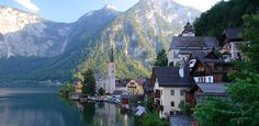 "Hallstatt, Austria - Sometimes called ""the pearl of Austria,"" this picturesque village is essentially car-free and surrounded by salt mines, which make for fascinating tours."