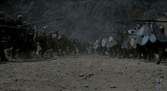 Ragnar's war-band.
