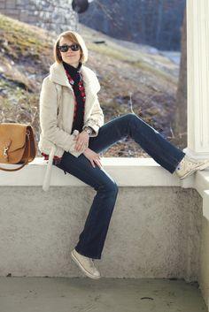 District of Chic / lumberjack //  #Fashion, #FashionBlog, #FashionBlogger, #Ootd, #OutfitOfTheDay, #Style