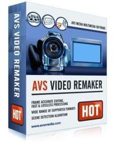 AVS Video ReMaker 5.0.3.179 Crack Download Free