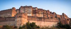 Mehrangarh Fort – Jodhpur's Prime Attraction