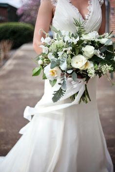 Wedding bouquet dream! B.Anderson Floral Designs 03.12.16