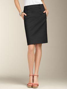 Talbots - Sailor-Button Skirt | Skirts | Apparel