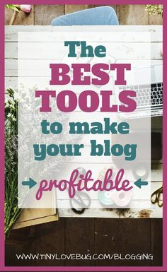 Blogging tools, resources, and plugins that we use and recommend. They're the best on the market and are either free or affordable. A must for profitable blogs!#bloggingtips #toolsforbloggers