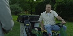 John Deere tractor in HOUSE OF CARDS; CHAPTER 3 (2013) #JohnDeere
