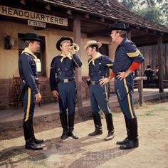 F Troop!- I know this isn't the 1st Cav but sometimes the show reminds me of some the people in the Cav. Lol.... don't get me wrong I love being in the 1st Cav but there are those times when I'm in F Troop.